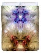 Meditative Symmetry 3 Duvet Cover