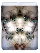 Meditative Symmetry 4 Duvet Cover