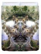 Meditative Symmetry 5 Duvet Cover