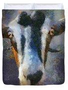 Mediterranean Goat Duvet Cover