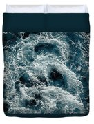 Mediterranean Sea Art 112 Duvet Cover