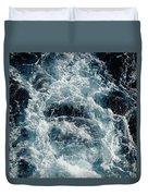 Mediterranean Sea Art 116 Duvet Cover
