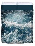Mediterranean Sea Art 53 Duvet Cover
