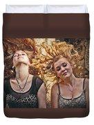 Medusae Duvet Cover