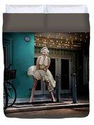 Meet Marilyn Duvet Cover