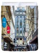 Melbourne City Duvet Cover