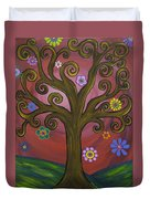 Melissa's Tree Duvet Cover