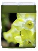 Mello Yellow Duvet Cover