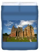 Melrose Abbey Duvet Cover