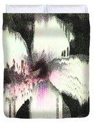 Melting Hibiscus Duvet Cover