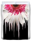 Melting Petals Duvet Cover