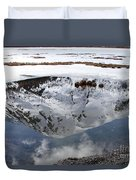 Melting View Duvet Cover