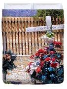 Memorial 1 Duvet Cover