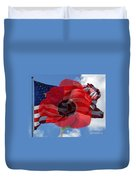 Memorial Day - Remembrance Day - Armistice Day Duvet Cover