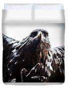 Memorial Eagle Duvet Cover