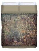 Memory Lane 2 Duvet Cover