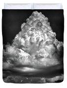 Menacing Cloud Duvet Cover