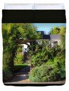 Mendocino Gate Duvet Cover
