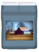 Meramec Caverns Barn Duvet Cover