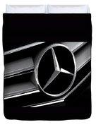 Mercedes Badge Duvet Cover