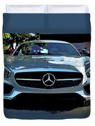 Mercedes-benz Amg Gt S Duvet Cover