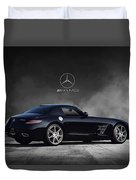 Mercedes Benz Sls Amg Duvet Cover