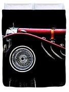 Mercedes Benz Ssk  Duvet Cover