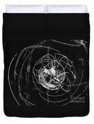 Mercury Program, Mastif Astronaut Duvet Cover