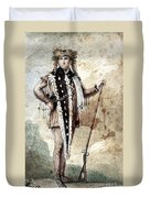 Meriwether Lewis Duvet Cover