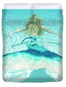 Mermaid Escape 2 Duvet Cover
