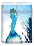 Mermaid Rise Duvet Cover