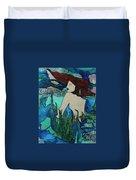 Mermaid  Sleeping Duvet Cover