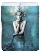 Mermaid Water Spirit Duvet Cover