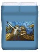 Mermaids Duvet Cover