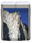 Merriam Peak, Sierra Nevada, August 2016 Duvet Cover