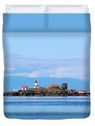 Merry Island Duvet Cover