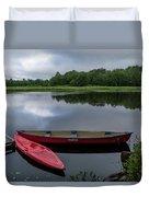 Mersey River Duvet Cover