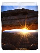 Mesa Sunrise Duvet Cover