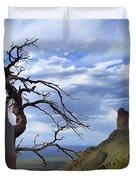 Mesa Verde Mood Duvet Cover