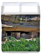 Mesa Verde National Park 4 Duvet Cover