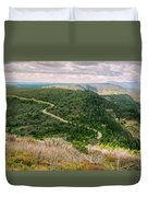 Mesa Verde Park Overlook II Duvet Cover