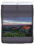 Mesa Verde Soft Light Duvet Cover