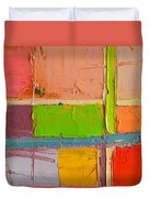 Messages 2 Duvet Cover