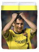 Messi 2 Duvet Cover