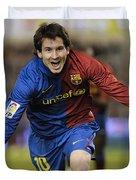 Messi 1 Duvet Cover