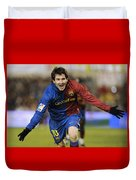 Messi 1 Duvet Cover