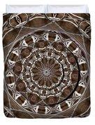 Metal Art Duvet Cover