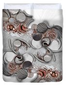 Metamorphosis And Approach Duvet Cover