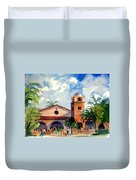 Methodist Church  Gilbert Az Duvet Cover