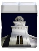 Methodist Steeple Duvet Cover